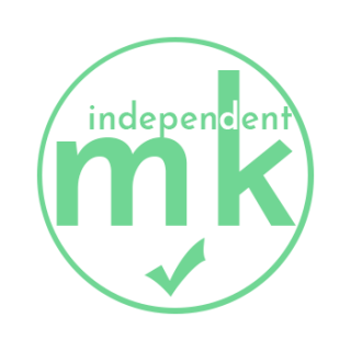 independent mk logo - supporting independent businesses in milton keynes