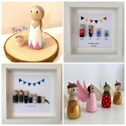 Handmade craft gifts in Leighton Buzzard