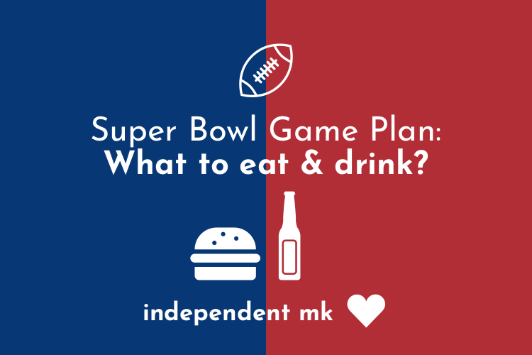 Supporting local independents in Milton Keynes during the Super Bowl